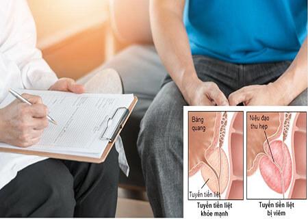 Cách chữa viêm tuyến tiền liệt hiệu quả