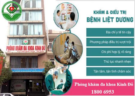 Phòng khám Kinh Đô - Địa chỉ uy tín tại Bắc Giang