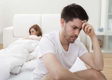 Hệ lụy yếu sinh lý gây ra cho phái mạnh