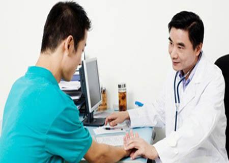 Điều trị quan hệ ra máu ở nam giới