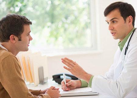 Chuyên gia nói gì về đau tuyến tiền liệt
