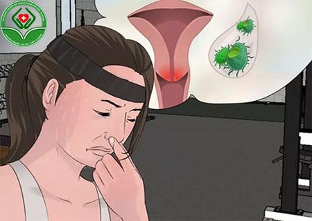 Nguyên nhân gây bệnh phụ khoa