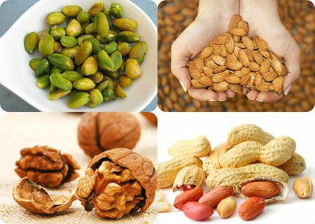 Các loại hạt giúp tăng ham muốn