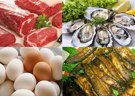 Đa dạng thực phẩm giúp tinh trùng khỏe mạnh