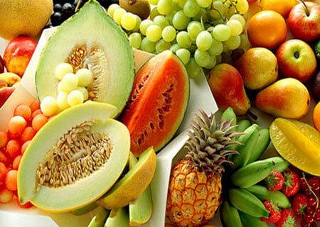 Tăng cường các loại hoa quả