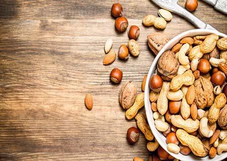 Các loại hạt tốt cho sức khỏe sau khi bơm tinh trùng