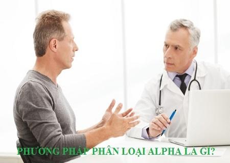 Phương pháp phân loại Alpha hỗ trợ điều trị đau dương vật hiệu quả