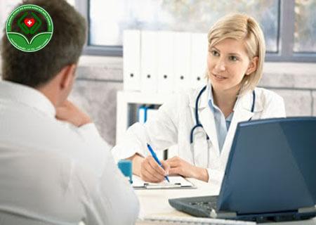 Điều trị dương vật chảy mủ xanh như thế nào?
