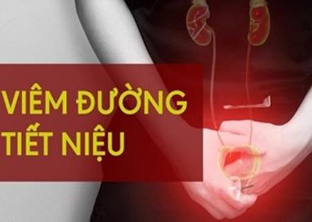 Viêm đường tiết niệu là căn bệnh nguy hiểm