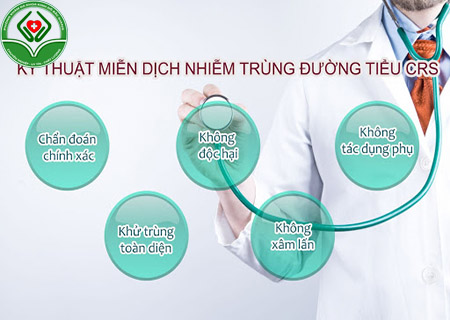 Bác sĩ chữa viêm đường tiết niệu