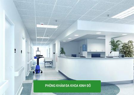 Phòng khám Kinh Đô hỗ trợ điều trị bí tiểu hiệu quả