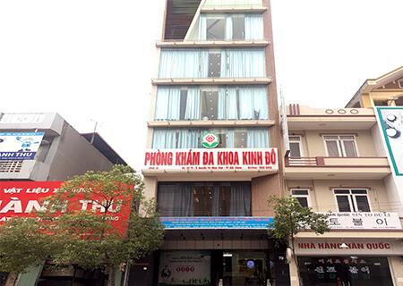 Phòng khám Kinh Đô hỗ trợ điều trị đái khó bị đau buốt an toàn