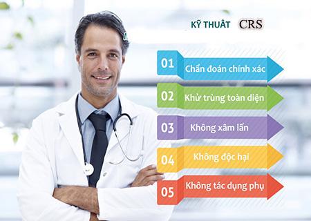 Phương pháp CRS hỗ trợ điều trị bí tiểu sau sinh hiệu quả